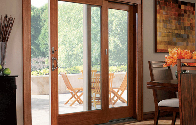 Pvcu And Aluminium Sliding Patio Doors